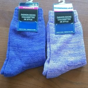 3 for $20~Pink & Purple Socks NWT